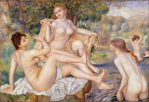 Renoir's The Large Bathers
